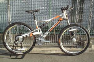 rush3 マウンテンバイク
