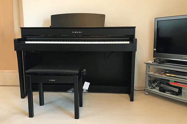 ピアノ買いました