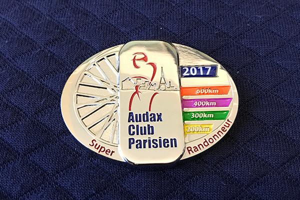 2017 SRメダル