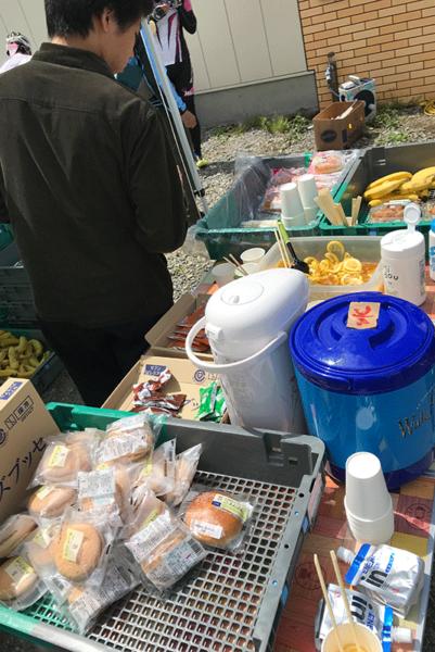 東京糸魚川ファストランエイドが充実