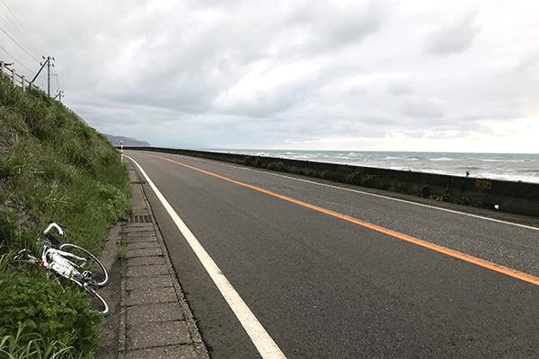 日本海 自転車