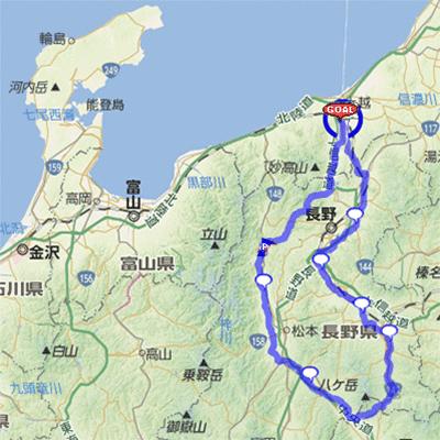 BRM818上越map