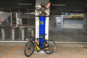 立川競輪場 自転車