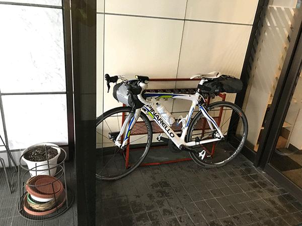 BRM427アタック日本海 長岡宿泊