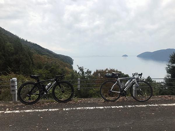 ビワイチ 竹生島が見えるスポット
