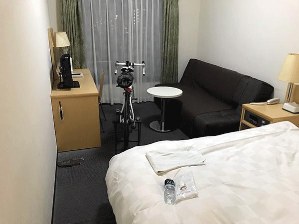 彦根のビジネスホテル